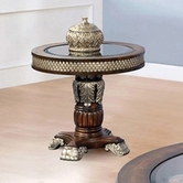 Yuan Tai AD4881E Adrienne End Table