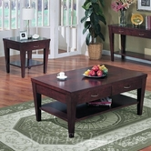 Yuan Tai AD600C-AD600E Addison Cocktail-End-Table Set