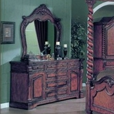Yuan Tai AL4106M/4107DR Allison Mirror and Dresser