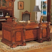 Yuan Tai AL4190D Allison Executive Desk