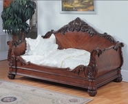Yuan Tai AN333BED Angelica Wood Daybed