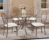 Yuan Tai AR6868TB(6879)- SET - Armani 5 Pc Dining