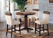 Yuan Tai AS450T(S)-4 SET - Ashland Table 5 Pc