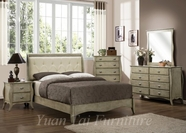 Yuan Tai AS6401K Astoria King Bed
