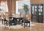 Yuan Tai AS8030T(AS)-6 Ashleigh 7 Pc Dining Set
