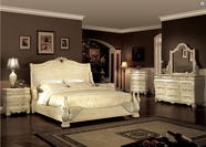 Yuan Tai AV3130Q Avignon Swan Queen Bedroom set