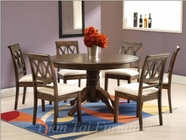 Yuan Tai BA200T(C)-6 SET - Bali Table 7 Pcs Dining Set