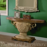 Yuan Tai BA4591CT Barbette Console Table