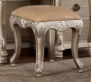 Yuan Tai BE7009ST Bellevue Stool w/ Leather