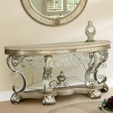 "Yuan Tai BR4721CT Bridgette Console Table 62x20x31""H"