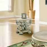 Yuan Tai BR4723E Bridgette End Table