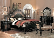 Yuan Tai CA5500Q Capelle Queen Bedroom set