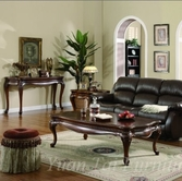 Yuan Tai CA6307C-6308E-6309SF Cairo Cocktail-End-Sofa-Table Set