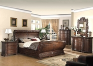 Yuan Tai CA8900Q Cannes Cherry Queen Bedroom set
