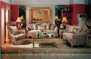 Yuan Tai - Callie CA2045S-CA2045L  Living Room Set