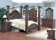 Yuan Tai CH3601Q Chatsworth Cherry Queen Bedroom set