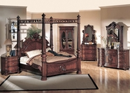 Yuan Tai CR1000Q Corina Queen Bedroom set