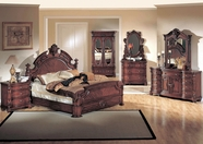 Yuan Tai CR2000Q Corina Queen Bedroom set