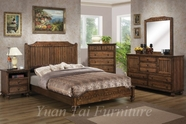 Yuan Tai DA4400Q Dartmouth Queen Bedroom set