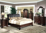 Yuan Tai DA5900Q Dasan with Leather Queen Bedroom set