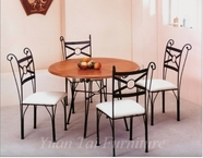 Yuan Tai DE1190T/SET SET - Delta Table 5 Pcs Set