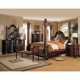 Yuan Tai FA3500Q Fabiana Queen Poster Bedroom set