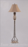 Yuan Tai FL8511 Pineapple Floor Lamp