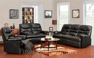 Yuan Tai GE321(P)/BK-3 SET - Geneva Black Power 3 Rcliners