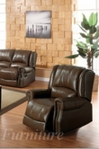 Yuan Tai GM5500C-CH Gambell Chocolate Recliner Chair