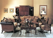 Yuan Tai - Gordon GR1030S-GR1030L Living Room Set