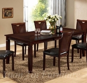 Yuan Tai GR125T Grenada Dining Table