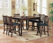 Yuan Tai HA5100BT(CC)-8 SET - Harrah Table w/8 Chairs & LS