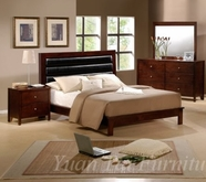 Yuan Tai JS2509K/NS/M/DR SET - Josco King Bed+NS+M+DR 4 Pcs