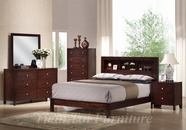 Yuan Tai JS2511K/NS/M/DR SET - Josco King Bed w/N/M/DR