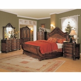 Yuan Tai JS5100Q Jasper Queen Bedroom set