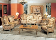 Yuan Tai - Lillian with Tanner LL2000S-LL2000L Living Room Set