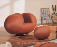 Yuan Tai MA1600S(W) Madison Beige Youth Chair
