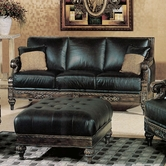 Yuan Tai MA8000S Manhattan Leather Sofa