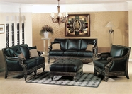 Yuan Tai - Manhattan MA8000S-L Leather Living Room Set
