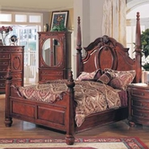 Yuan Tai MD1000Q Madina Queen Poster Bed