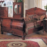 Yuan Tai MD2000Q Madina Queen Sleigh Bed