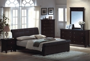 Yuan Tai MN4020Q Montgomery Padded Queen Bedroom set