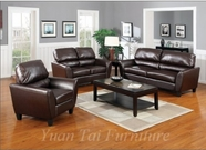 Yuan Tai Mr1400Br-Set(3 Set-Morocco Brown 3 Pc