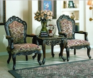 Yuan Tai NE3000C Newport Fabric Chair