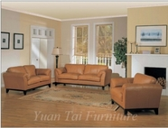 Yuan Tai NK9900-SET Leather Sofa Set