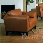 Yuan Tai NK9900C Nikolai Light Brown Chair