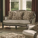 Yuan Tai NT7750L Nottingham Fabric Loveseat