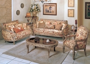 Yuan Tai OR1333S/L/C-SET - Orchard 3 Pcs Living Room Set