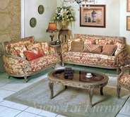 Yuan Tai OR1333SL-SET(2) SET - Orchard Sofa & Loveseat 2 Pcs