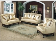 Yuan Tai PE5000 Perry Leather Sofa Set